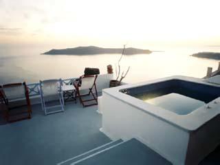 Whitedeck Santorini - View From Balcony