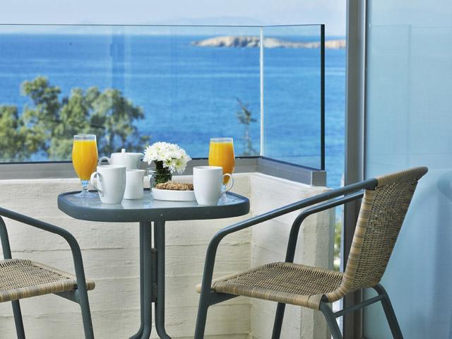 Amarilia Hotel - Balcony