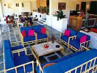 Apollonia Hotel Apartments - Hall