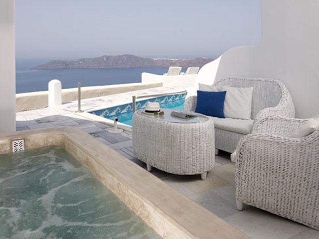 Iliovasilema Suites -