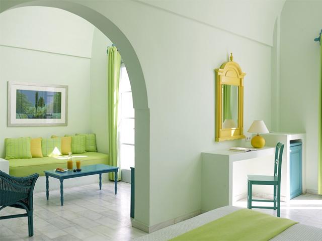 Santorini Kastelli Resort -