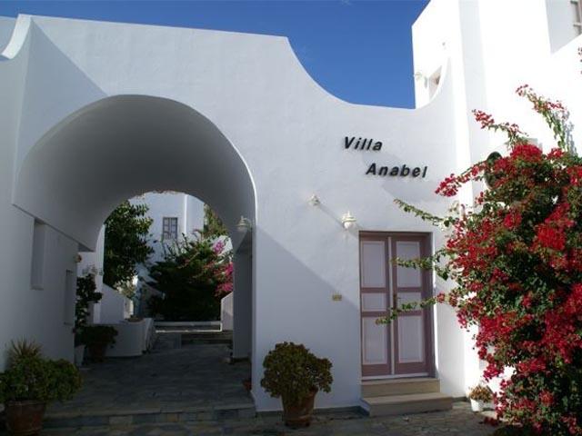 Anabel Studio & Apartments -