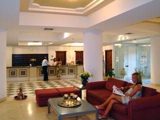 Santorini Image Hotel - Lobby - Reception