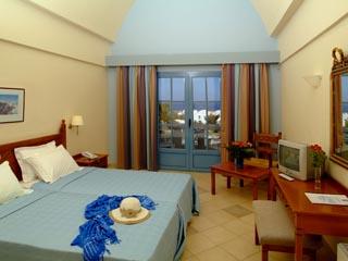 Santorini Image Hotel - Blue Room