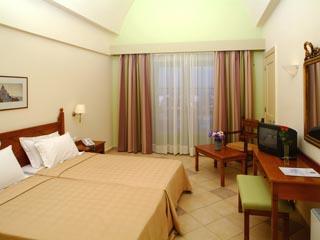 Santorini Image Hotel - Green Room
