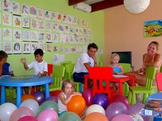 Santorini Image Hotel - Mini Club