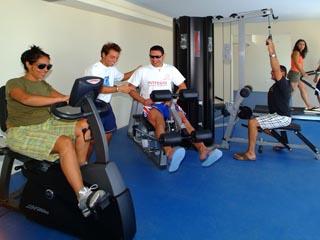 Santorini Image Hotel - Gym