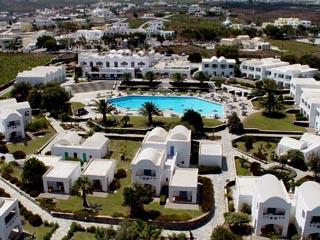 Santorini Image Hotel - Panoramic View