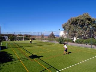 Santorini Image Hotel - Tennis Court