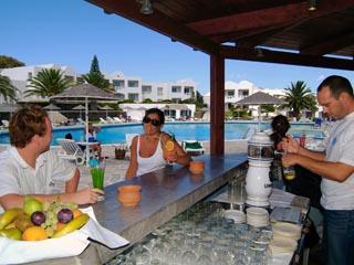 Santorini Image Hotel - Bar