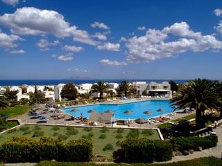 Santorini Image Hotel - Swimming Pool