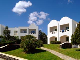 Santorini Image Hotel - Exterior View