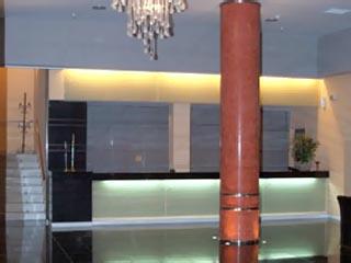 Congo Palace Hotel - Lobby