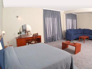 Congo Palace Hotel - Suite