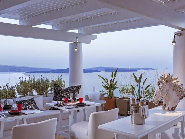 Katikies Hotel -
