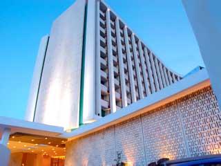 Athens Hilton Hotel - Exterior View