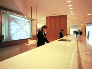 Athens Hilton Hotel - Reception