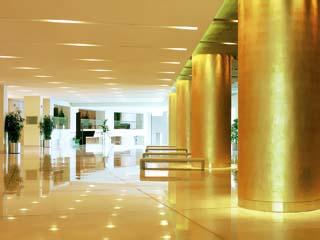 Athens Hilton Hotel - Lobby