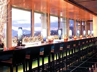 Athens Hilton Hotel - Galaxy Bar