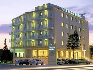 Glyfada Hotel - Exterior View