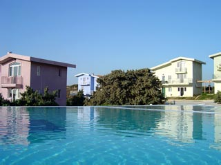 Seagulls Bay Agriculture Village Hotel - Swimming Pool