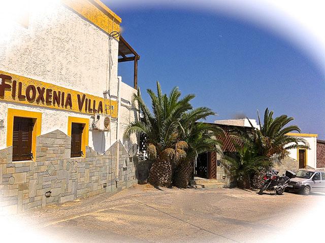 Filoxenia Villas -