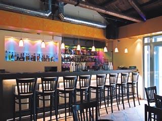 Helmos Hotel - Bar