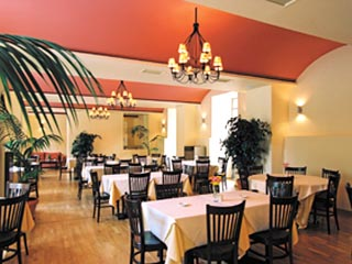 Helmos Hotel - Restaurant