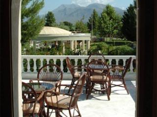 Byzantino Hotel - Veranda
