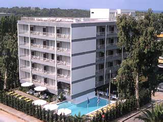 Sea View Hotel - Exterior View