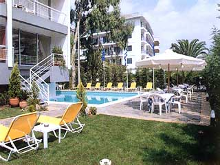 Sea View Hotel - Swimming Pool