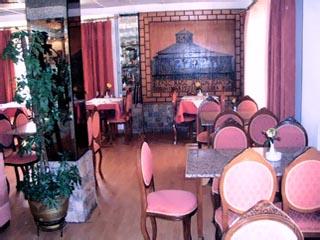 Krikonis Suites Hotel - Restaurant