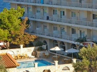 Rodini Beach Hotel & Apartments - Exterior View