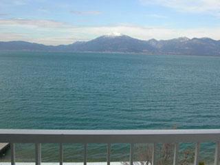 Rodini Beach Hotel & Apartments - View From Balcony