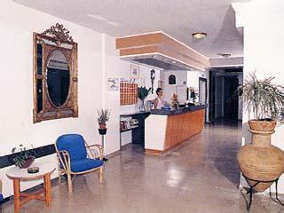 Dolfin Hotel - Reception