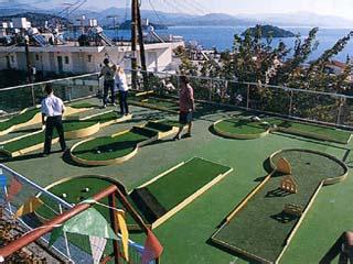 John and George Hotel - Golf