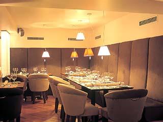 Plaza Vouliagmeni Strand Hotel - Restaurant
