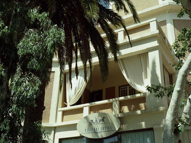 Kefalari Suites Hotel - Exterior View