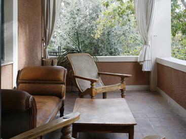 Kefalari Suites Hotel - Acaba Superior Suite-balcony