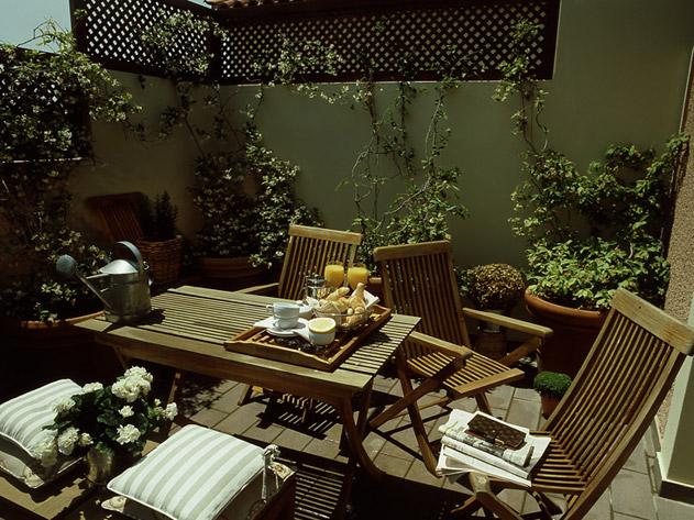 Kefalari Suites Hotel - Boat-house verandah