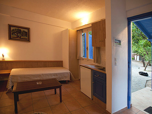Green Village - Bedroom