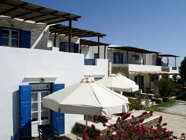 Fasolou Hotel -