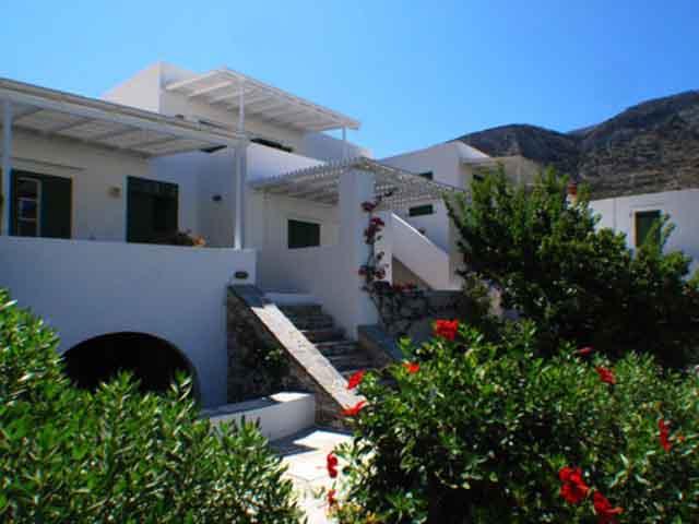 Alkyonis Villas - Studios-Aprts-Suites -