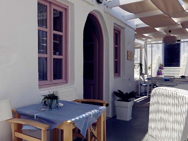 Porto Sikinos Traditional Hotel -