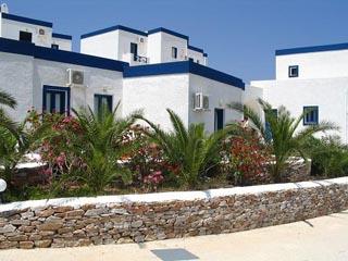 Faros Village Hotel - Exterior View
