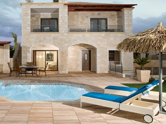 Caldera Villas - Swimming Pool