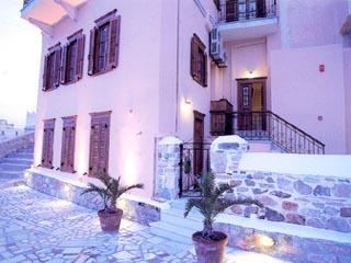 Arion Luxury Xenonas - Exterior View