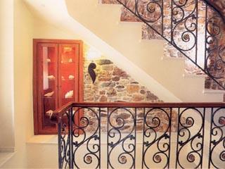Arion Luxury Xenonas - Stairs