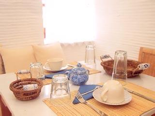 Arion Luxury Xenonas - Breakfast
