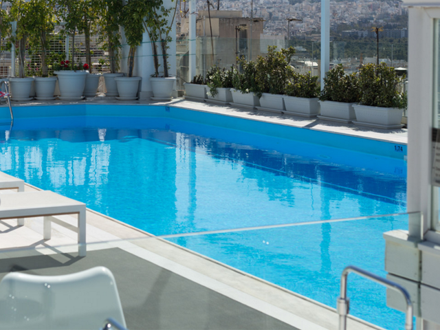 Book Now: St George Lycabettus Boutique Hotel